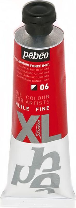 Pebeo Краска масляная XL цвет 937006 кадмий темно-красный 37 мл937006Современная тонко тертая масляная краска, туба 37 мл Имеет глубокий оттенок и пастозную консистенцию Высыхает в течение 3-6 дней Высокая термо и светостойкость Поверхности: холст, правильно подготовленные картон, дерево, ДВП или ДСП Подходят для любых техник, для лессировок и для пастозной живописи Все краски смешиваются друг с другом Покрытие лаком через 6-9 месяцев Разбавление: разбавители, масла или медиумы в зависимости от искомого результата Очистка инструментов: нефтяное масло