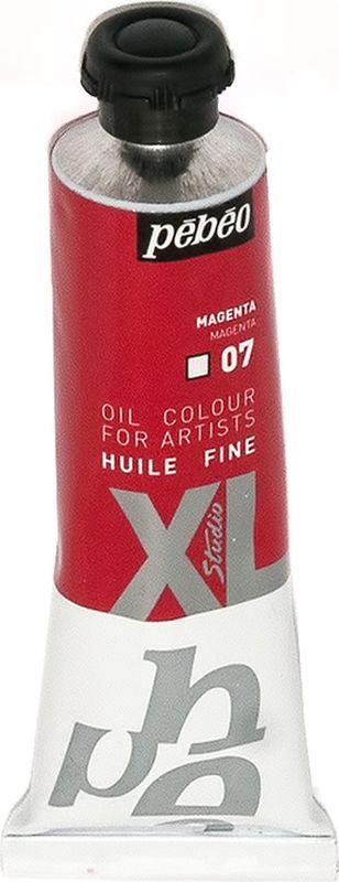 Pebeo Краска масляная XL цвет 937007 маджента 37 мл937007Современная тонко тертая масляная краска, туба 37 мл Имеет глубокий оттенок и пастозную консистенцию Высыхает в течение 3-6 дней Высокая термо и светостойкость Поверхности: холст, правильно подготовленные картон, дерево, ДВП или ДСП Подходят для любых техник, для лессировок и для пастозной живописи Все краски смешиваются друг с другом Покрытие лаком через 6-9 месяцев Разбавление: разбавители, масла или медиумы в зависимости от искомого результата Очистка инструментов: нефтяное масло
