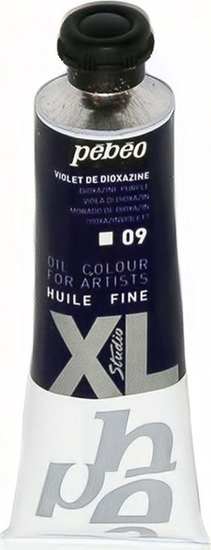 Pebeo Краска масляная XL цвет фиолетовый диоксазин 37 мл