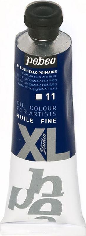Pebeo Краска масляная XL цвет 937011 фталоцианин синий 37 мл937011Современная тонко тертая масляная краска, туба 37 мл Имеет глубокий оттенок и пастозную консистенцию Высыхает в течение 3-6 дней Высокая термо и светостойкость Поверхности: холст, правильно подготовленные картон, дерево, ДВП или ДСП Подходят для любых техник, для лессировок и для пастозной живописи Все краски смешиваются друг с другом Покрытие лаком через 6-9 месяцев Разбавление: разбавители, масла или медиумы в зависимости от искомого результата Очистка инструментов: нефтяное масло