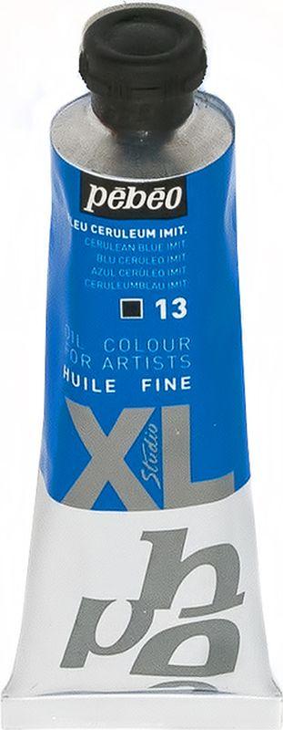 Pebeo Краска масляная XL цвет 937013 церулеум синий 37 мл937013Современная тонко тертая масляная краска, туба 37 мл Имеет глубокий оттенок и пастозную консистенцию Высыхает в течение 3-6 дней Высокая термо и светостойкость Поверхности: холст, правильно подготовленные картон, дерево, ДВП или ДСП Подходят для любых техник, для лессировок и для пастозной живописи Все краски смешиваются друг с другом Покрытие лаком через 6-9 месяцев Разбавление: разбавители, масла или медиумы в зависимости от искомого результата Очистка инструментов: нефтяное масло