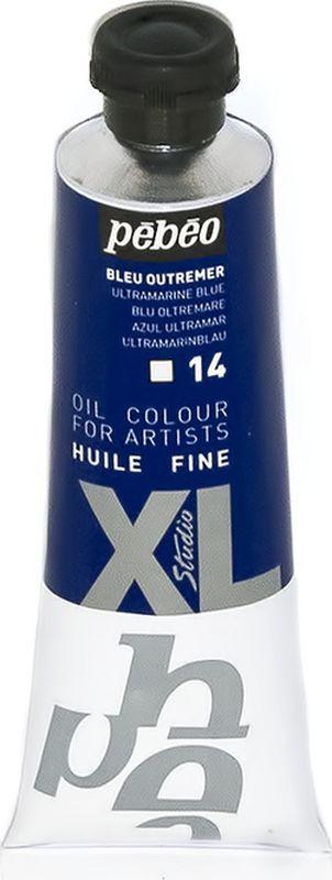 Pebeo Краска масляная XL цвет 937014 ультрамарин синий 37 мл937014Современная тонко тертая масляная краска, туба 37 мл Имеет глубокий оттенок и пастозную консистенцию Высыхает в течение 3-6 дней Высокая термо и светостойкость Поверхности: холст, правильно подготовленные картон, дерево, ДВП или ДСП Подходят для любых техник, для лессировок и для пастозной живописи Все краски смешиваются друг с другом Покрытие лаком через 6-9 месяцев Разбавление: разбавители, масла или медиумы в зависимости от искомого результата Очистка инструментов: нефтяное масло