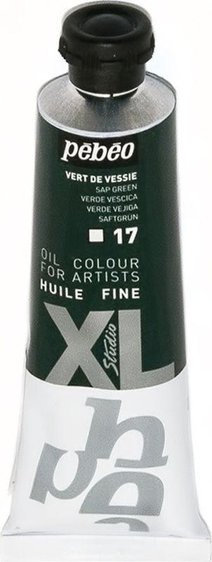 Pebeo Краска масляная XL цвет 937017 зеленая крушина 37 мл937017Современная тонко тертая масляная краска, туба 37 мл Имеет глубокий оттенок и пастозную консистенцию Высыхает в течение 3-6 дней Высокая термо и светостойкость Поверхности: холст, правильно подготовленные картон, дерево, ДВП или ДСП Подходят для любых техник, для лессировок и для пастозной живописи Все краски смешиваются друг с другом Покрытие лаком через 6-9 месяцев Разбавление: разбавители, масла или медиумы в зависимости от искомого результата Очистка инструментов: нефтяное масло
