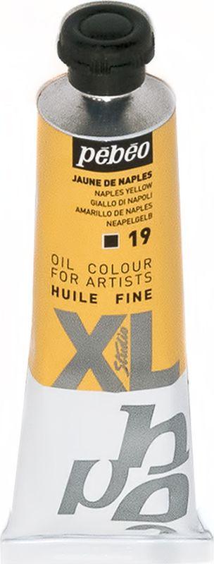 Pebeo Краска масляная XL цвет 937019 неаполитанский желтый 37 мл937019Современная тонко тертая масляная краска, туба 37 мл Имеет глубокий оттенок и пастозную консистенцию Высыхает в течение 3-6 дней Высокая термо и светостойкость Поверхности: холст, правильно подготовленные картон, дерево, ДВП или ДСП Подходят для любых техник, для лессировок и для пастозной живописи Все краски смешиваются друг с другом Покрытие лаком через 6-9 месяцев Разбавление: разбавители, масла или медиумы в зависимости от искомого результата Очистка инструментов: нефтяное масло