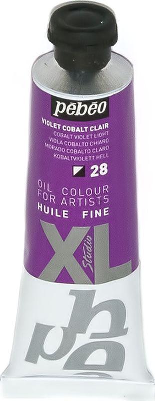 Pebeo Краска масляная XL цвет 937028 кобальт фиолетовый светлый 37 мл937028Современная тонко тертая масляная краска, туба 37 млИмеет глубокий оттенок и пастозную консистенциюВысыхает в течение 3-6 днейВысокая термо и светостойкость Поверхности: холст, правильно подготовленные картон, дерево, ДВП или ДСППодходят для любых техник, для лессировок и для пастозной живописиВсе краски смешиваются друг с другомПокрытие лаком через 6-9 месяцев Разбавление: разбавители, масла или медиумы в зависимости от искомого результата Очистка инструментов: нефтяное масло