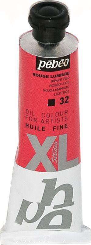 Pebeo Краска масляная XL цвет 937032 красный светлый 37 мл937032Современная тонко тертая масляная краска, туба 37 млИмеет глубокий оттенок и пастозную консистенциюВысыхает в течение 3-6 днейВысокая термо и светостойкость Поверхности: холст, правильно подготовленные картон, дерево, ДВП или ДСППодходят для любых техник, для лессировок и для пастозной живописиВсе краски смешиваются друг с другомПокрытие лаком через 6-9 месяцев Разбавление: разбавители, масла или медиумы в зависимости от искомого результата Очистка инструментов: нефтяное масло