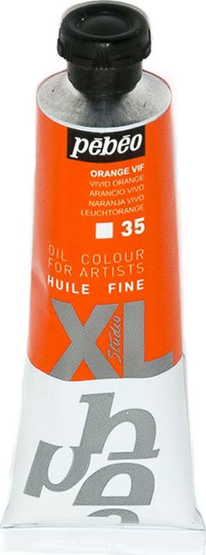 Pebeo Краска масляная XL цвет ярко-оранжевый 37 мл937035Современная тонко тертая масляная краска, имеет глубокий оттенок и пастозную консистенцию. Высыхает в течение 3-6 дней. Обладает высокой термо и светостойкостью.Поверхности: холст, правильно подготовленные картон, дерево, ДВП или ДСП. Подходят для любых техник, для лессировок и для пастозной живописи.Все краски смешиваются друг с другом. Покрытие лаком через 6-9 месяцев.Разбавление: разбавители, масла или медиумы в зависимости от искомого результата.Очистка инструментов: нефтяное масло.
