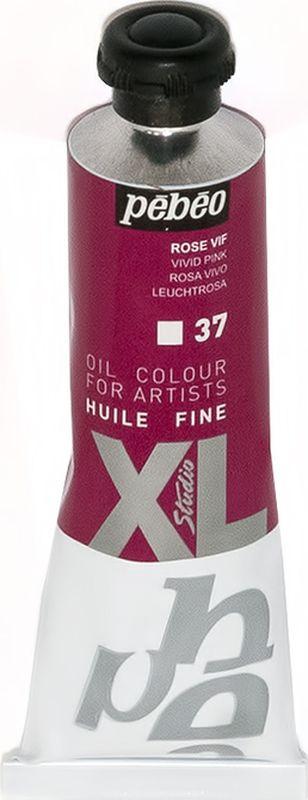 Pebeo Краска масляная XL цвет ярко-розовый 37 мл937037Современная тонко тертая масляная краска, имеет глубокий оттенок и пастозную консистенцию. Высыхает в течение 3-6 дней. Обладает высокой термо и светостойкостью.Поверхности: холст, правильно подготовленные картон, дерево, ДВП или ДСП. Подходят для любых техник, для лессировок и для пастозной живописи.Все краски смешиваются друг с другом. Покрытие лаком через 6-9 месяцев.Разбавление: разбавители, масла или медиумы в зависимости от искомого результата.Очистка инструментов: нефтяное масло.