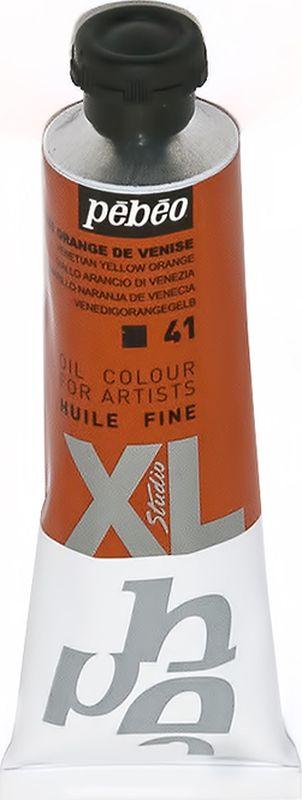 Pebeo Краска масляная XL цвет 937041 желто-оранжевый венецианский 37 мл937041Современная тонко тертая масляная краска, туба 37 мл Имеет глубокий оттенок и пастозную консистенцию Высыхает в течение 3-6 дней Высокая термо и светостойкость Поверхности: холст, правильно подготовленные картон, дерево, ДВП или ДСП Подходят для любых техник, для лессировок и для пастозной живописи Все краски смешиваются друг с другом Покрытие лаком через 6-9 месяцев Разбавление: разбавители, масла или медиумы в зависимости от искомого результата Очистка инструментов: нефтяное масло