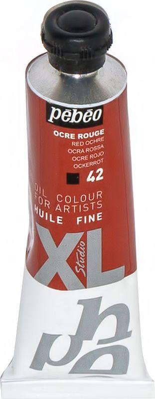 Pebeo Краска масляная XL цвет 937042 охра красная 37 мл937042Современная тонко тертая масляная краска, туба 37 мл Имеет глубокий оттенок и пастозную консистенцию Высыхает в течение 3-6 дней Высокая термо и светостойкость Поверхности: холст, правильно подготовленные картон, дерево, ДВП или ДСП Подходят для любых техник, для лессировок и для пастозной живописи Все краски смешиваются друг с другом Покрытие лаком через 6-9 месяцев Разбавление: разбавители, масла или медиумы в зависимости от искомого результата Очистка инструментов: нефтяное масло