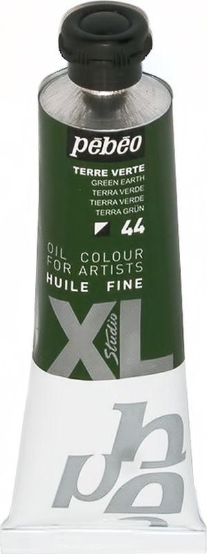 Pebeo Краска масляная XL цвет зеленая земля 37 мл