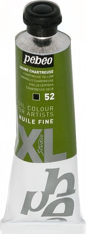 Pebeo Краска масляная XL цвет 937052 шартрез желтый 37 мл937052Современная тонко тертая масляная краска, туба 37 мл Имеет глубокий оттенок и пастозную консистенцию Высыхает в течение 3-6 дней Высокая термо и светостойкость Поверхности: холст, правильно подготовленные картон, дерево, ДВП или ДСП Подходят для любых техник, для лессировок и для пастозной живописи Все краски смешиваются друг с другом Покрытие лаком через 6-9 месяцев Разбавление: разбавители, масла или медиумы в зависимости от искомого результата Очистка инструментов: нефтяное масло