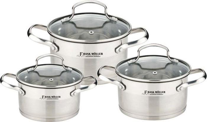Набор посуды Frank Moller, 6 предметов. FM-797
