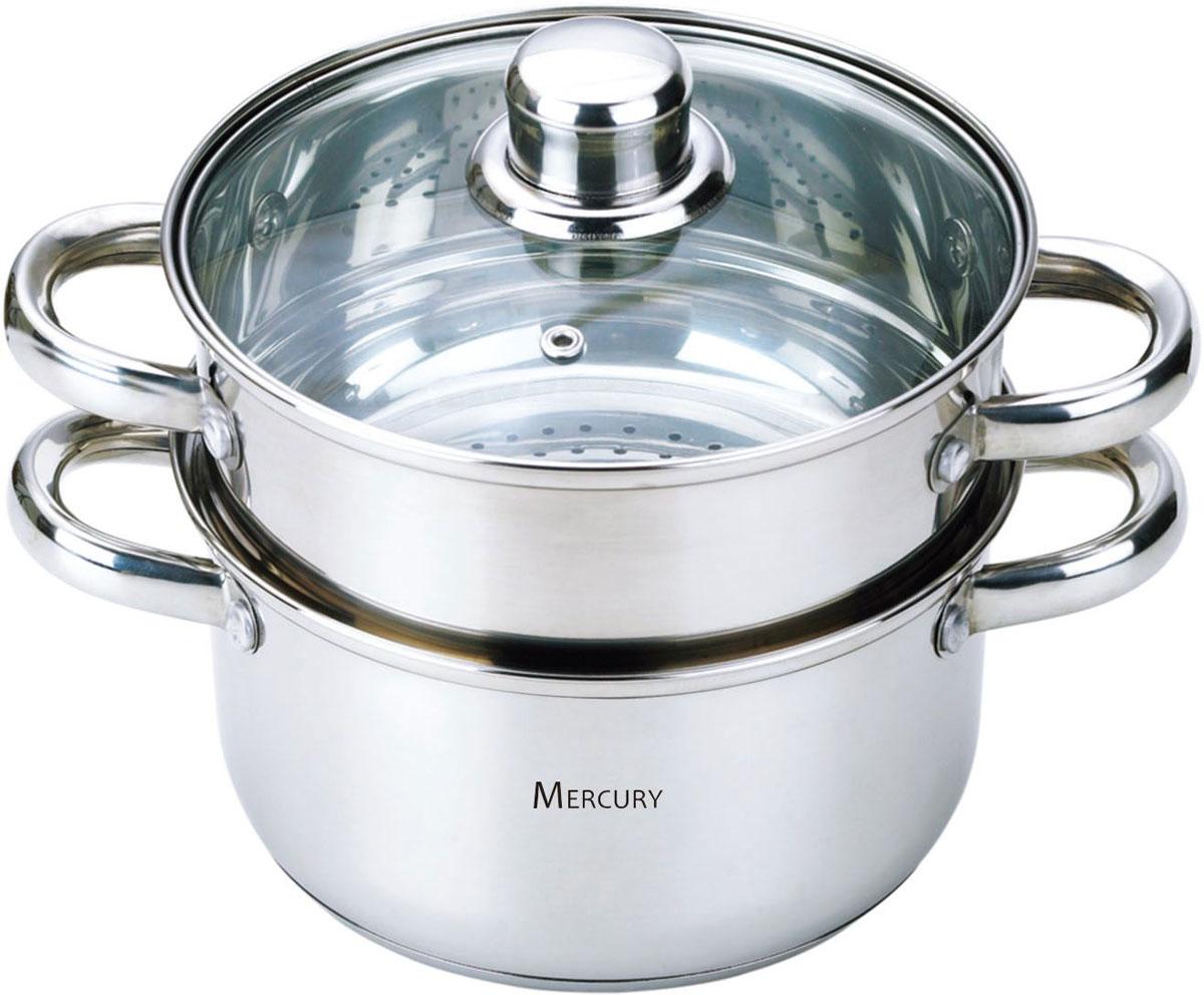 Пароварка  Mercury , 3,5 л. MC-6650 - Посуда для приготовления