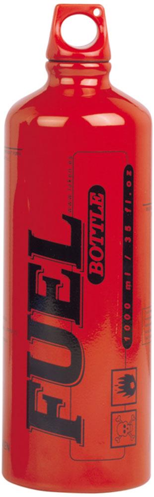 Фляга Laken Fuel, цвет: красный, 1 л1950-RФляга Laken для жидкого топлива повышает безопасность пользования всеми видами горелок при выезде на природу. Герметичная крышка с дозатором предотвращает вытекание горючего, благодаря ей вы будете меньше контактировать с сильно пахнущими веществами. Модель изготовлена из высококачественного алюминия и выдерживает давление в 29 бар.
