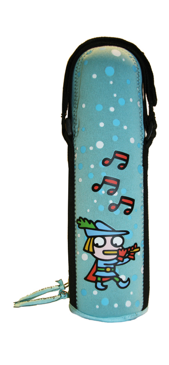Термос Laken Beverages Kukuxumuxu. Flamenquita, с чехлом, 500 млK1800.05-HТермос Laken Kukuxumusu Thermo 0,5 л подойдет для повседневного использования. Сделан из прочной нержавеющей стали с высококачественной вакуумной изоляцией. Прекрасно сохраняет содержимое теплым или холодным на протяжении более чем 18 часов, комплектуется стандартной кнопочной пробкой, не требующей выкручивания. Широкое горлышко позволяет добавлять в содержимое кубики льда, пакетики чая, а кроме того термос удобно мыть. Поставляется в веселом неопреновом чехле, который обеспечивает дополнительную термоизоляцию и поднимет настроение каждому ребенку. Оснащен регулируемой ручкой на липучке.Особенности: Произведены из пищевой нержавеющей стали 18/8 самого высокого качества, не нуждается в дополнительном защитном покрытии. Внутренняя поверхность 100% нержавеющая сталь. Чехол из неопрена с ручкой на липучке. Удерживает напитки теплыми в течение 12 часов или холодными - до 24 часов (для холодных напитков рекомендуется добавление кубиков льда). Вакуумная изоляция высокого качества. Не дает возможности образования конденсата на поверхности. Температура содержимого, высокая или низкая, не передается наружу. 100% защита от протекания. Не содержит Бисфенол А, фталаты, свинец и другие токсичные вещества. Не удерживают и не передают вкусов и запахов. Широкая термоизолирующая крышка. Поддаются реутилизации.Комплектация: Термос. Пробка. Чехол