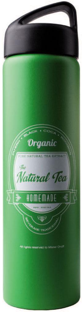Фляга-термос Laken Classic Mr. Onuff. Natural Tea, 750 млONTA702Сохраняет напитки теплыми до 8 часов. Сохраняет напитки охлажденными до 24 часов (рекомендуется добавлять кубики льда). Изготовлена из пищевой 18/8 нержавеющей стали, не требующей нанесения специального покрытия. 100% нержавеющая внутренняя поверхность. Высококачественная вакуумная изоляция. Не запотевает, благодаря изоляции, и не образует конденсата на внешней поверхности. Не обжигает руки Не содержит БФА, эфир фталевой кислоты, свинец и другие вредные для здоровья человека вещества. Сохраняет запах и вкус напитка без примеси метала. Плотная крышка, исключающая протекание даже газированных напитков. Нетоксичное напыление. Подходит для использования с алкоголем и цитрусовыми. Не подходит для использования в посудомоечной машине. Не использовать в микроволновой печи. Не замораживать. Объем - 750 мл. Размеры - 73 O x 280 мм. Ширина горлышка: 54 мм.