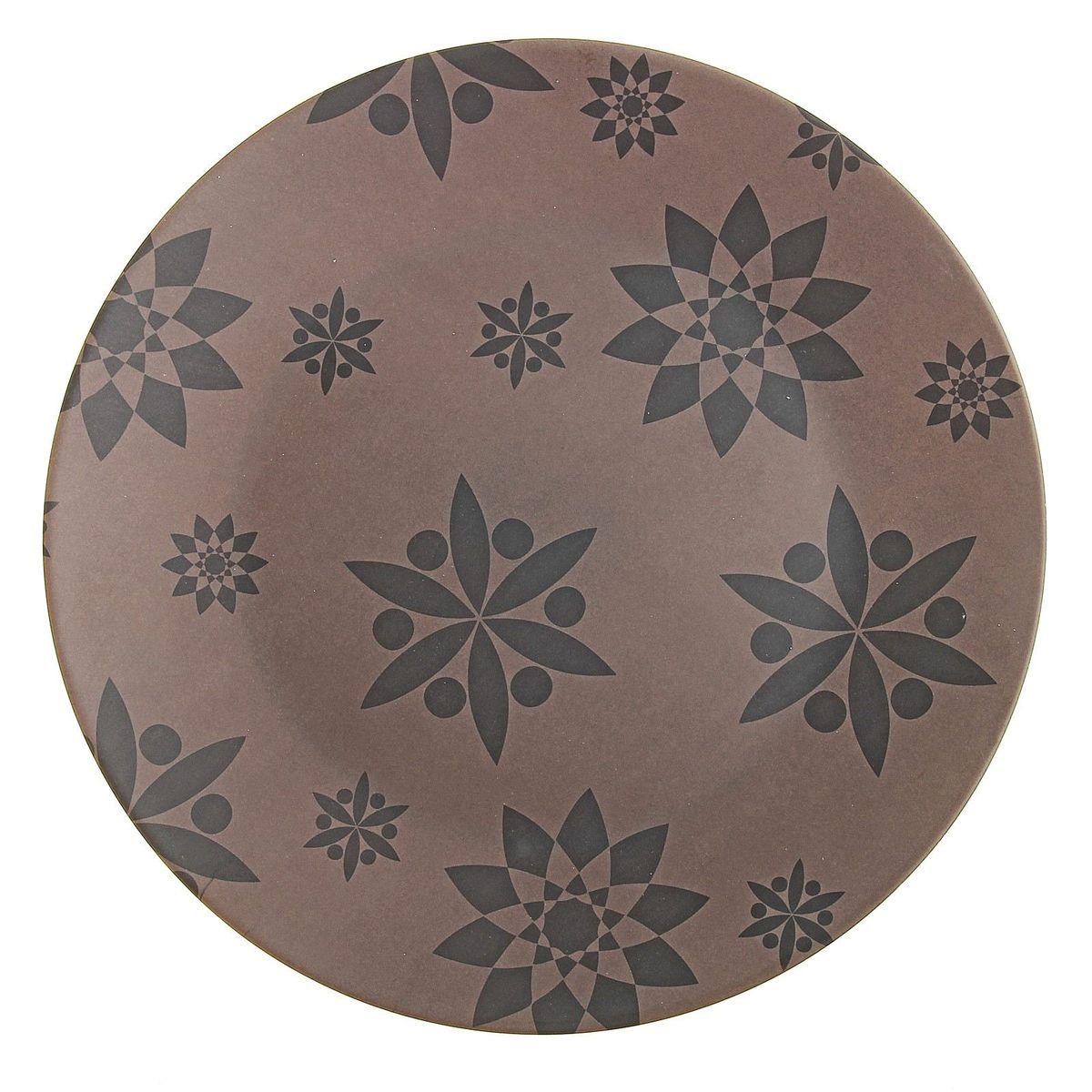 Тарелка Sima-land Бамбуковый лес. Зимняя ночь, 26 см698390Эта стильная посуда сделана из экологически чистых материалов: бамбук, кукурузные волокна, натуральные природные красители. Посуда из бамбука удивительно легкая, прочная и красивая. Бамбук сам по себе является природным антисептиком, поэтому вся посуда обладает антибактериальными свойствами. Эта уникальная особенность посуды гарантирует безопасность при эксплуатации и хранении различных видов пищевой продукции. При попадании в землю полностью разлагается через 2 месяца!В отличие от пластиковой, бамбуковая посуда не нанесет вреда природе, даже если забыть ее на месте пикника. Она не содержит пластик, меланин и другие химические соединения. Посуда подходит для микроволновой печи, ее можно мыть в посудомоечной машине. Все емкости можно использовать при температуре от -20 до +120°С.При производстве бамбуковой посуды используется природный бамбук. На первом этапе осуществляется термическая обработка и очистка бамбука. Затем осуществляется измельчение бамбука до порошкообразного состояния. Далее используются натуральные пищевые красители. На конечной стадии производства сырье помещается в специальные пресс-формы и выпекается до состояния готового изделия. Готовая продукция отличается высокой прочностью, долговечностью в использовании и универсальностью.