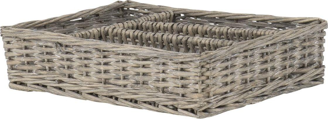 Корзинка для столовых приборов Ib Laursen, цвет: темно-серый2952-00