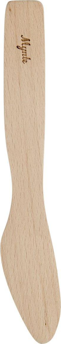 Нож для масла Ib Laursen Mynte, цвет: коричневый5080-00Нож для масла Ib Laursen Mynte имеет специальную форму, которая позволяет легкоотрезать и намазывать масло. Нож изготовлен из дерева. Такой нож займет достойное место среди аксессуаров на вашей кухне.