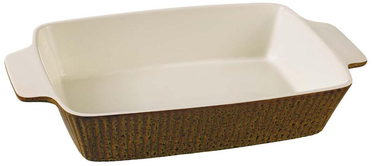 Противень керамический  Mercury , 2,6 л, 36 x 22,5 x 6,5 см. MC-6125 - Посуда для приготовления