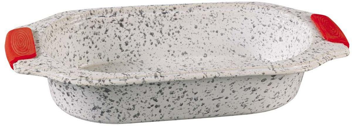Противень керамический Mercury, 2,4 л, 38,5 x 20,5 x 7 см. MC-6130MC-6130Подходит для использования в микроволновой печи, для хранения продуктов в холодильнике и морозильной камере. Не ставьте изделие на прямой источник огня. Материал: керамика. Размер: 38,5*20,5*7. Объем 2,4л