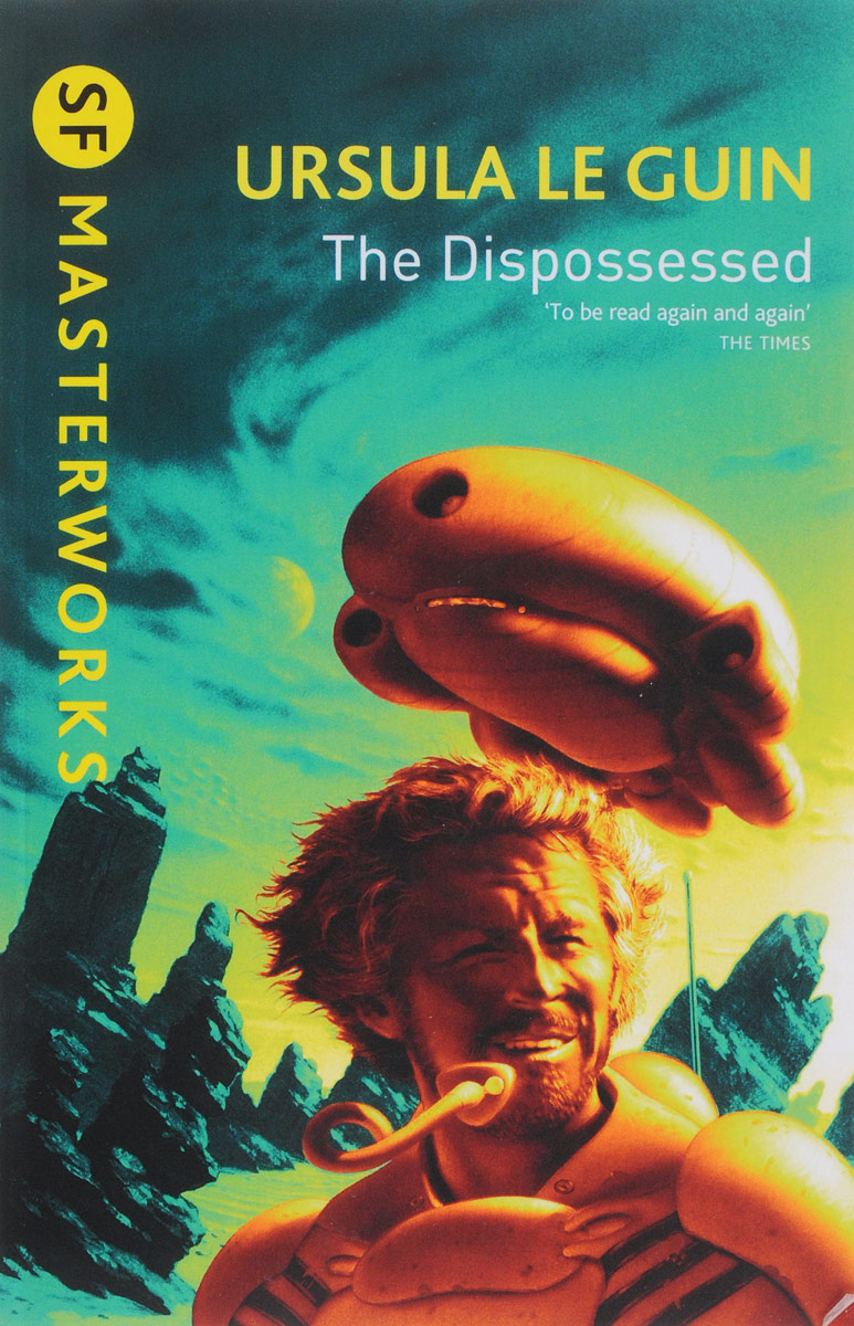The Dispossessed guin u the dispossessed a novel