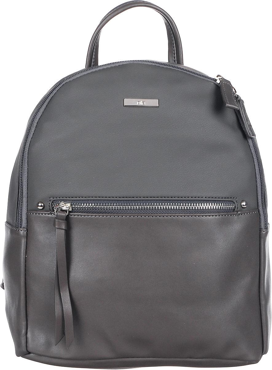 Рюкзак женский Ola, цвет: темно-серый. OLA G-7218D.GREY рюкзак туристический женский tatonka yukon цвет темно серый 50 10 л