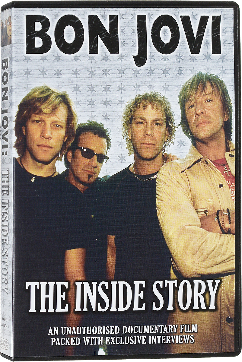 Bon Jovi: The Insider Story bon jovi in their own words