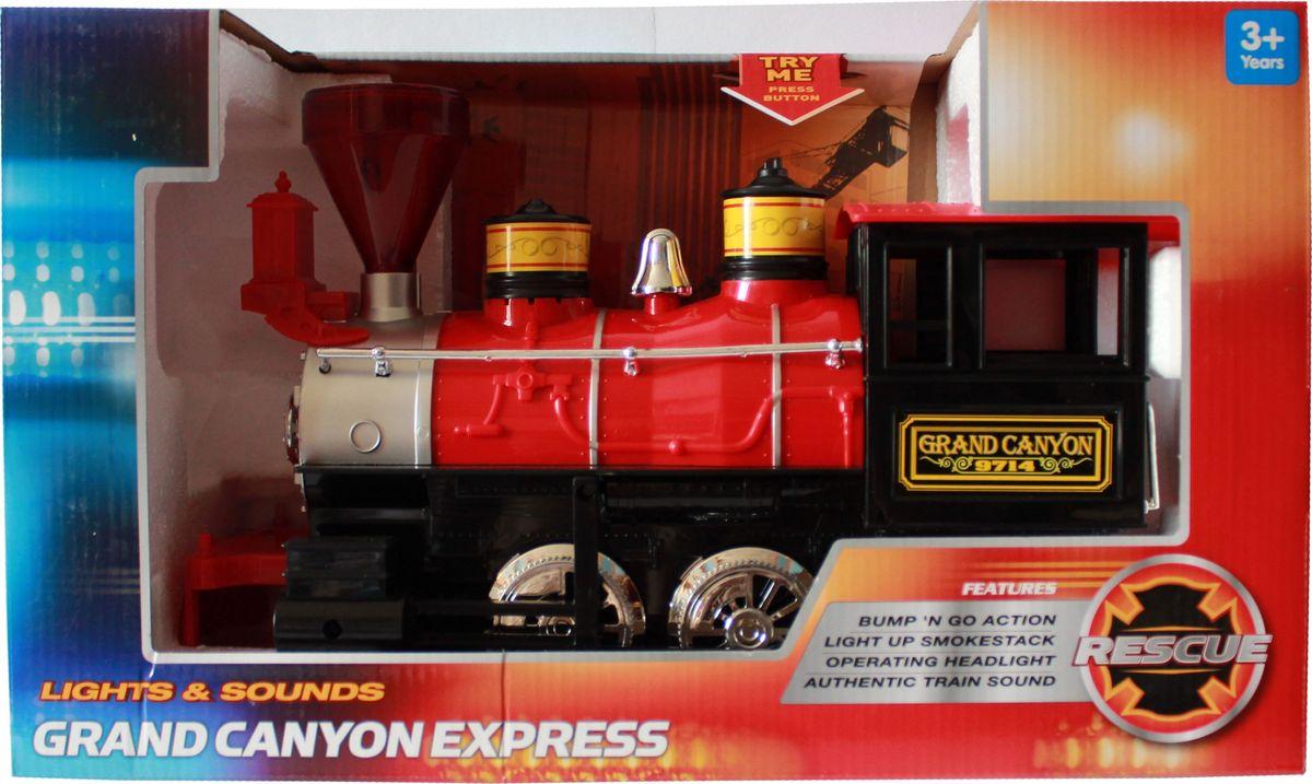 EZTEC Паровоз Grand Canyon Express - Железные дороги