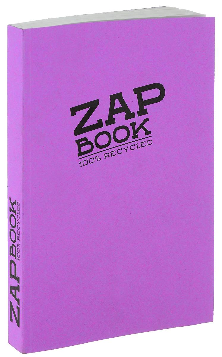 Блокнот Clairefontaine Zap Book, цвет: фиолетовый формат A5, 160 листов3358С_фиолетовыйОригинальный блокнот Clairefontaine идеально подойдет для памятных записей, любимых стихов, рисунков и многого другого. Плотная обложка предохраняет листы от порчи изамятия. Такой блокнот станет забавным и практичным подарком - он не затеряется среди бумаг, и долгое время будет вызывать улыбку окружающих.