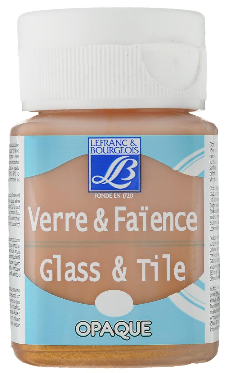 Краска акриловая Lefranc & Bourgeois Glass&Tile, для декорирования по стеклу и керамике, непрозрачная, цвет: золотой (700), 50 млMWC-W535Акриловая обжигаемая краска на водной основеLefranc & Bourgeois Glass&Tile применяется для декорированиястеклянной посуды, различных видах фарфора и керамики.После высыхания внешне ничем не отличаются от витражныхсольвентовых красок.Можно разбавлять водой. Объем: 50 мл.