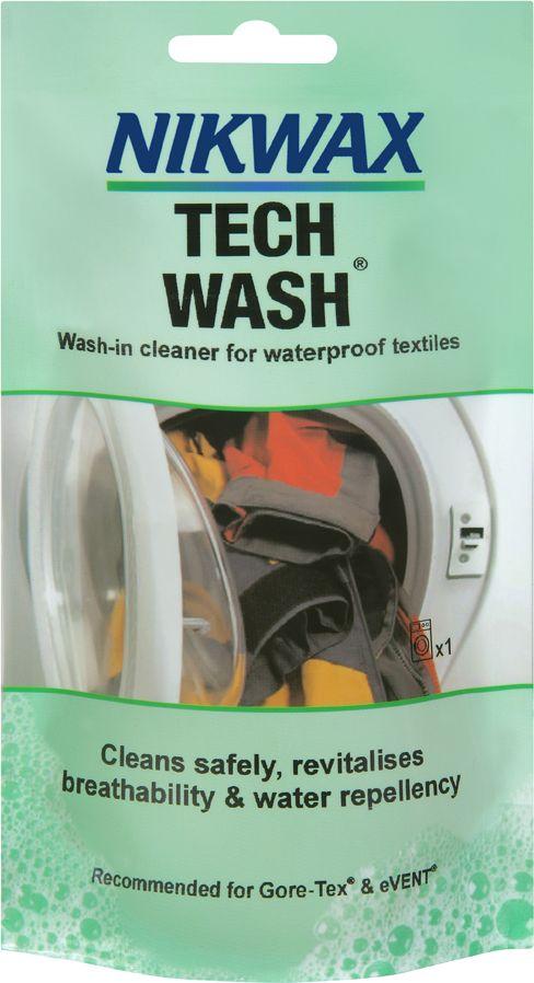 Средство для стирки NikWax Loft Tech Wash, 100 мл2177Для стирки любого типа одежды, кроме пуха, от флиса, изделий из материалов Gore-Tex, Sympatex, Ultrex, Entrant, дышащих нейлоновых тканей,брезента, хлопка до утепленных изделий используйте NikWax Loft Tech Wash.NikWax Loft Tech Wash - не являющееся моющим средством, разлагаемое микроорганизмами жидкое мыло, которое удаляет грязь и остаткимоющих средств и, в то же время, не повреждает водоотталкивающее покрытие. Перед повторным приданием водонепроницаемости всю одежду необходимо предварительно чистить с помощью NikWax Loft Tech Wash (такжеможно использовать неразведенным для неподатливых загрязнений).