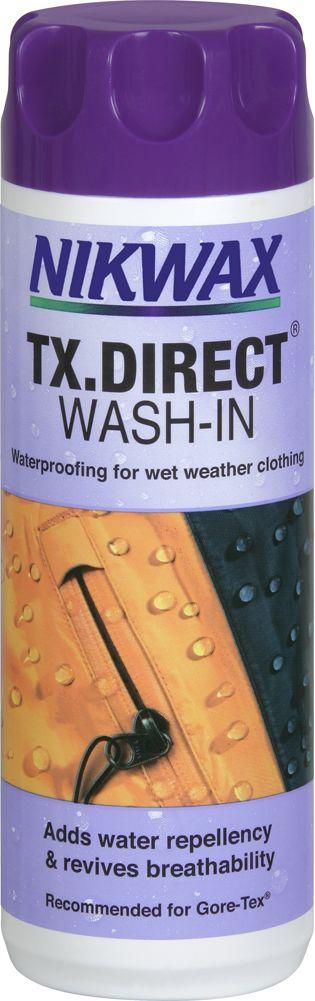 Пропитка для мембранных тканей NikWax TX Direct Wash-In, водоотталкивающая, 300 мл39578Для придания водоотталкивающих свойств одежде из Gore-tex, Sympatex и дышащих нейлоновых материалов используйте Nikwax TX.Direct Wash-in или Nikwax TX.Direct Spray-On. Обрабатывайте изделия без впитывающих влагу тонких слоев с помощью Nikwax TX.Direct Wash-in, с впитывающими влагу подкладками - Nikwax TX.Direct Spray-On. Добавляет водоотталкивающие и восстанавливает дышащие свойства.Равномерно распределяется по поверхности изделия, покрывая каждое волокно ткани и не оставляя пропущенных участков. Не изменяет внешний вид одежды.Для водонепроницаемых, дышащих материалов без впитывающих влагу слоев.Рекомендуется для изделий из материалов Gore-Tex, Sympatex, Entrant, eVENT и Ultrex. Объем – 300 мл.