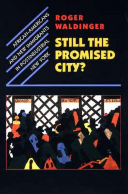 Still the Promised City? – African–Americans & New Immigrants in Postindustrial New York (Paper) сотейник scanpan classic