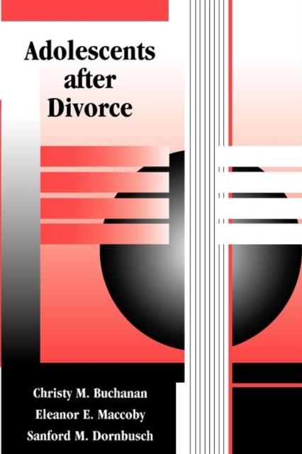 Adolescents After Divorce bergler divorce won t help paper