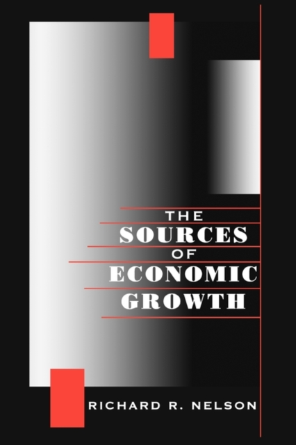 The Sources of Economic Growth (Paper) economic methodology