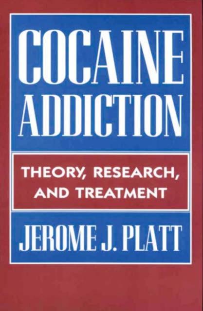 купить Cocaine Addiction – Theory, Research, & Treatment недорого