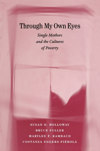 Through My Own Eyes – Single Mothers & the Culture of Poverty celine dion through the eyes of the world blu ray