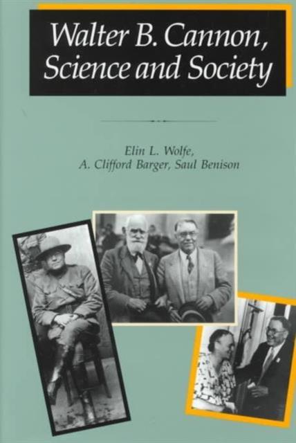 Walter B Cannon – Science & Society scott walter waverly vintage past scott walter
