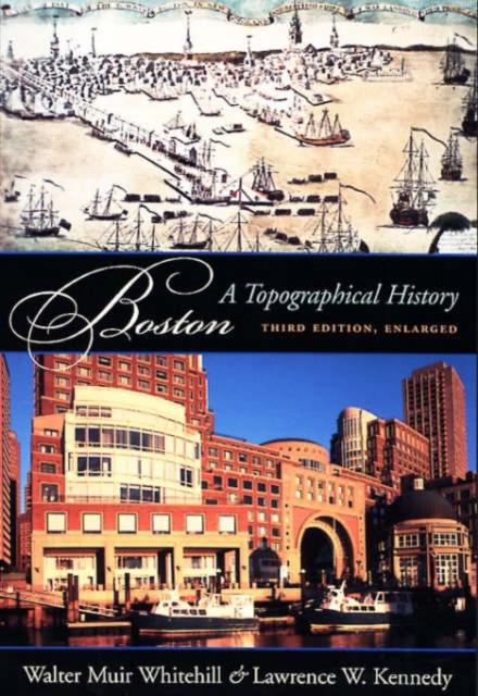 Boston – A Topographical History 3e Enl мотоблок дизельный patriot boston 9de