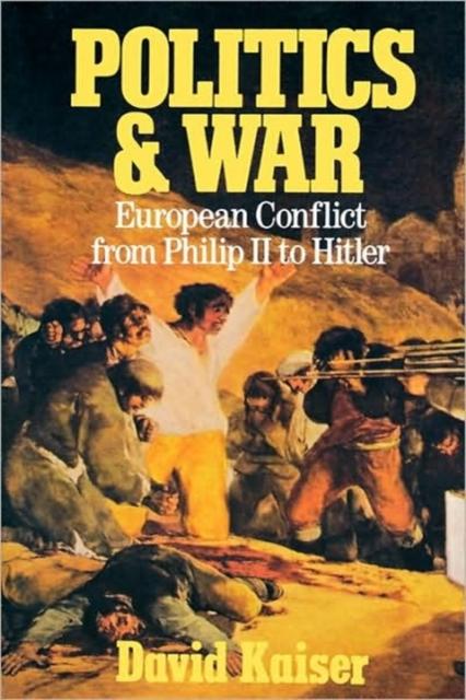 Politics & War – European Conflict from Philip II to Hitler Enl uncanny avengers unity volume 3 civil war ii