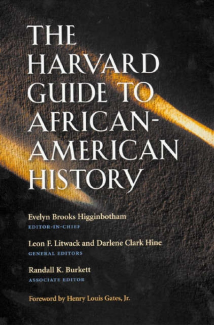 The Harvard Guide to African–American History +CD
