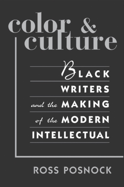 Color & Culture – Black Writers & the Making of the Modern Intellectual heroin organized crime and the making of modern turkey