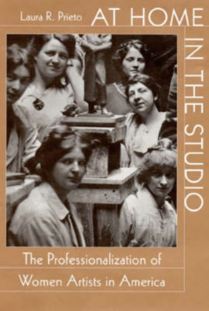 At Home in the Studio – The Professionalization of Women Artists in America democracy in america nce