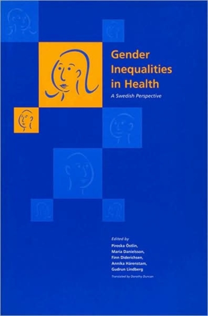 Gender Inequalities in Health – A Swedish Perspective концентрат health