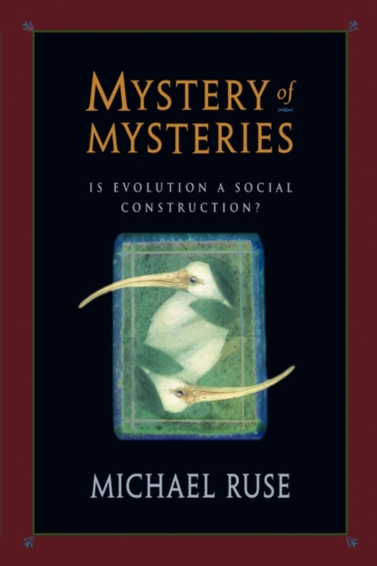 Mystery of Mysteries – Is Evolution a Social Construction? social evolution