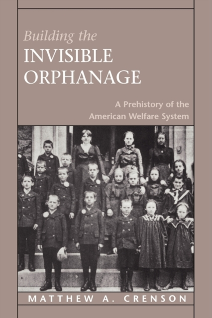Building the Invisible Orphanage – A Prehistory of the American Welfare System the integration of industrialized building system ibs with bim