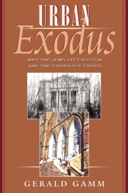 Urban Exodus – Why the Jews Left Boston & the Catholic Stayed amory c the cat who stayed for christmas