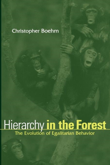Hierarchy in the Forest – The Evolution of Egalitarian Behavior the evolution of color vision